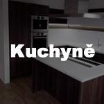 Kuchyně a kuchyňské linky z lamina